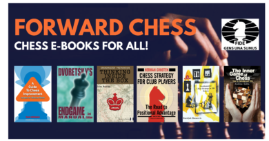 TRG Forward Chess Discount Program