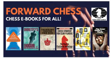 TRG Forward Chess Discount Program