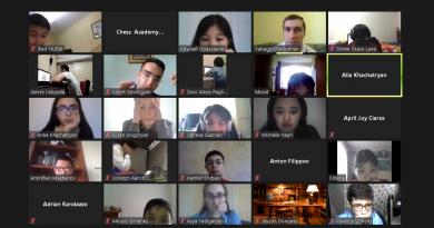 International Academies Team Tournament