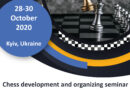 ICCD FIDE Trainer Seminar from 28-30 October 2020