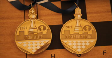 FIDE President Presents FIDE Trainer Awards to Russian Winners